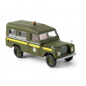 """Brekina 13765 Land Rover 109 """"RAF Aircraft Engineering"""" """"Von Starmada"""""""