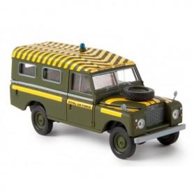 """Brekina 13764 Land Rover 109 """"RAF Mountain Rescue"""" """"Von Starmada"""""""