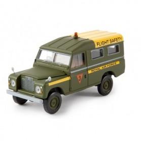 """Brekina 13766 Land Rover 109 """"RAF Flight Safety"""" """"Von Starmada"""""""