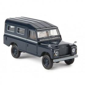 """Brekina 13768 Land Rover 109, svartblå """"Von Starmada"""""""