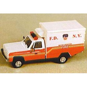 "Trident 90139 Chevrolet ""New York Fire Dept"" Haz mat Operations"