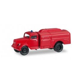 Herpa 745192 Opel Blitz firebrigade