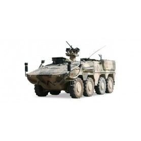 Herpa 745154 GTL Boxer Transport vehicle, decorated