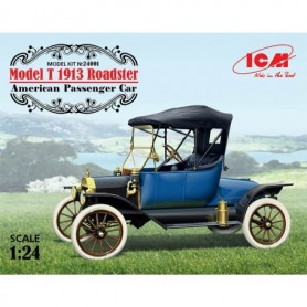 ICM 24001 Model T 1913 Roadster, American Passenger Car