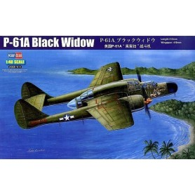 Hobby Boss 81730 Flygplan P-61A Black Widow