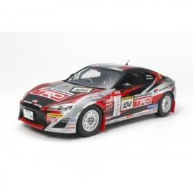 Tamiya 24337 GAZOO Racing TRD 86 - 2013 TRD Rally Challenge