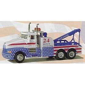 """Model Power 30002 Bogserbil Kenworth """"Blue Angel N.Y.C 24 Hour Towing"""""""