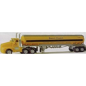 "Model Power 16005 Kenworth Tanktrailer ""General Cesspool"""
