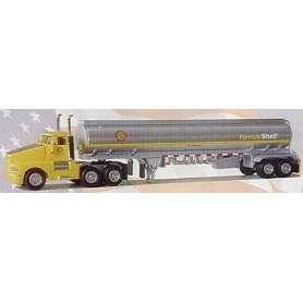 "Model Power 16008 Kenworth Tanktrailer ""Formula Shell"""