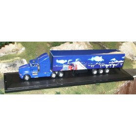 "Albedo 880001 Kenworth Bil & Trailer ""Martin"". PC-Box"