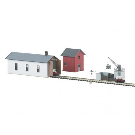 """Märklin 89805 """"Small Railroad Maintenance Facility"""""""