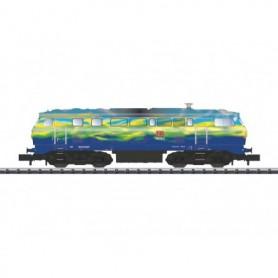 "Trix 16284 Ellok klass 218 typ DB ""Tourism Paint"""