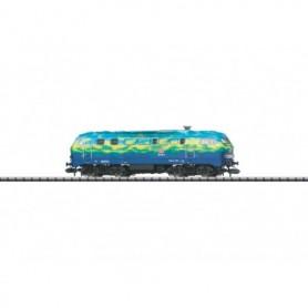 "Trix 16285 Diesellok klass 218 typ DB ""Tourism Paint"""