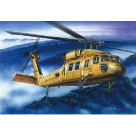 Hobby Boss 87216 Helikopter UH-60A Black Hawk