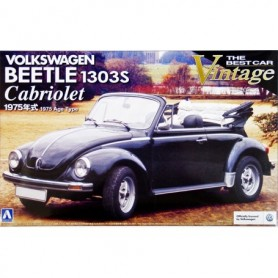Aoshima 047798 Volkswagen Beetle 1303S Cabriolet