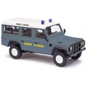"""Busch 50389 Land Rover Defender """"Nr 10 Bergwacht Italien"""""""