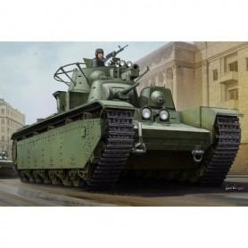 Hobby Boss 83843 Tanks Soviet T-35 Heavy Tank 1938/1939