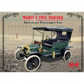 ICM 24002 Model T 1911 Touring, American Passenger Car