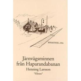 Media BOK181 Järnvägsminnen från Haparandabanan