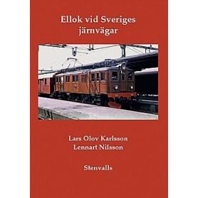 Media BOK184 Ellok vid Sveriges järnvägar