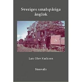 Media BOK185 Sveriges smalspåriga ånglok
