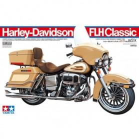 Tamiya 16040 Motorcykel Harley-Davidson FLH Classic