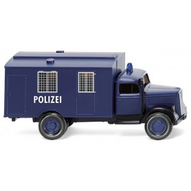 "Wiking 86435 Opel Blitz ""Polizei"" prisoner transport, 1939"
