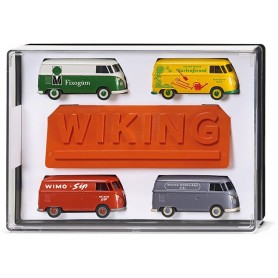 Wiking 217001 Gift box - VW T1 model set