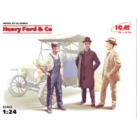 ICM 24003 Henry Ford & Co