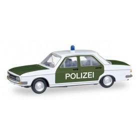 "Herpa 092005 Audi 100 ""Niedersachsen police department"""