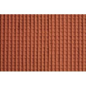Noch 57324 Takplattor, röd, 3D, mått 30 x 12 cm