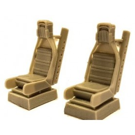 Maestro Models K4910 SAAB J32 Lansen resin seats for Hobbyboss