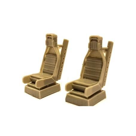 Maestro Models K4910 SAAB J32 Lansen resin seats for Hobbyboss