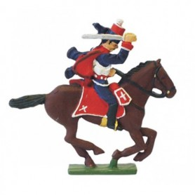"Prince August 64 Battle of Rossbach Prussian ""French Cavalry"""