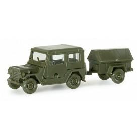 Herpa 742160 Ford Mutt