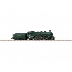 Märklin 88923 Ånglok med tender klass S 3/6 typ K.Bay.Sts.B
