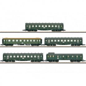Märklin 87321 Vagnsset med 5 personvagnar typ K.Bay.Sts.B