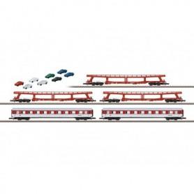 "Märklin 87092 Vagnsset ""DB Auto Train"""