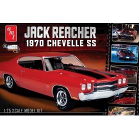 "AMT 871 Chevrolet Chevelle SS 1970 ""Jack Reacher"""
