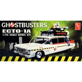 "AMT 750M Cadillac Ecto-1A ""Ghostbusters"""