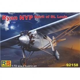 RS Models 92158 Flygplan Ryan NYP Spirit of St.Louis