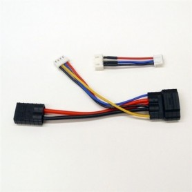 Traxxas 2938 Adapter cable iD to std TRX for LiPo