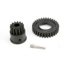 Traxxas 5586 Gear set 1:st 32T/14T, 1 set