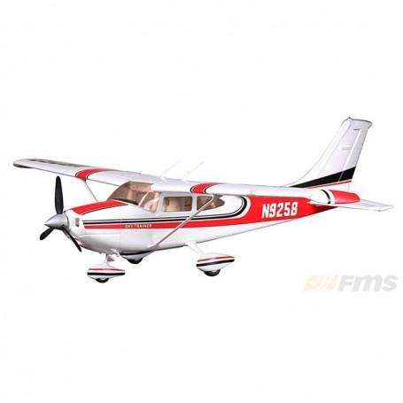 FMS 052RTF Cessna 182 1100mm RTF