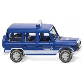 "Wiking 69325 Mercedes Benz G ""THW"""
