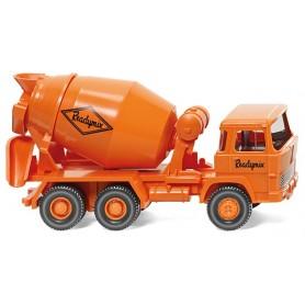 "Wiking 68249 Cement mixer (Magirus) ""Readymix"""