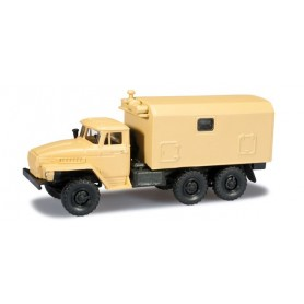 "Herpa 744324 Ural command post vehicle ""Sowjet-Army in Afghanistan"""