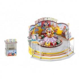 """Faller 140424 Karusell """"Crazy Clown"""""""