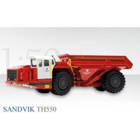 "Conrad 272904 Dumper Sandvik TH550 ""Soletanche Bachy"""