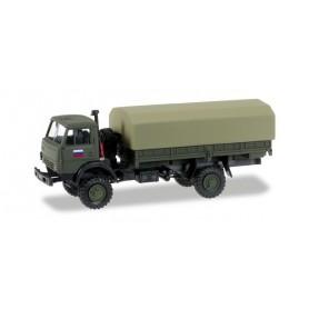 """Herpa 745284 Kamaz 5320 canvas truck """"Russische Streitkräfte"""""""